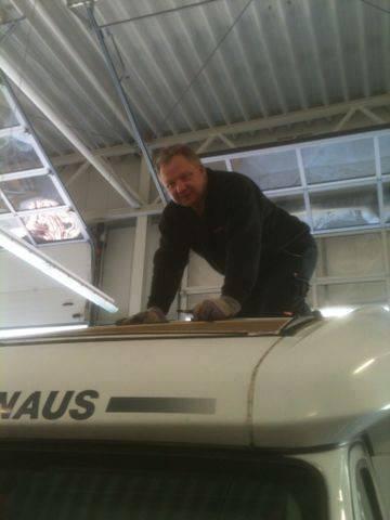 Dachfenster-Wohnmobil-Scheibendoktor Garbsen